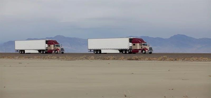 Expedited Freight Platooning