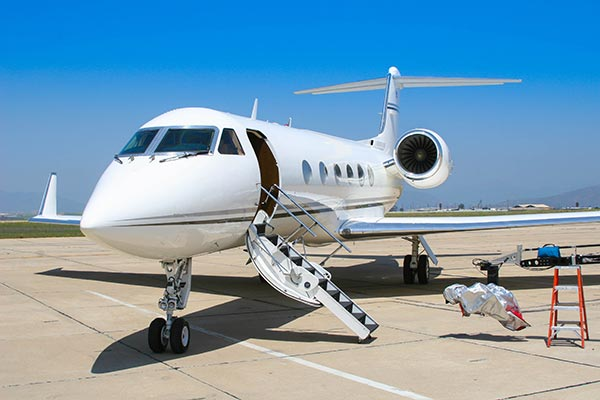 Dedicated Air Charter Service
