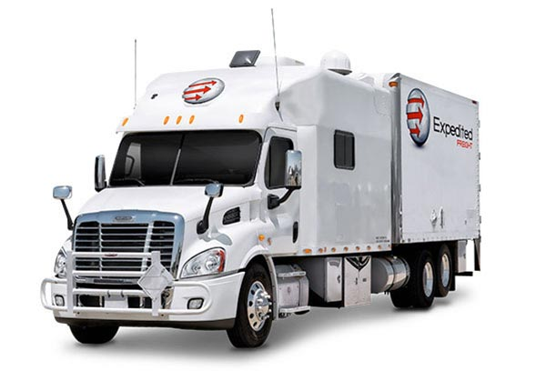 Expedited Carrier Trucks
