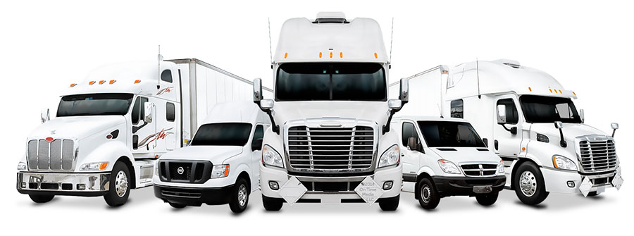 Expedited Freight Dedicated Trucks and Drivers