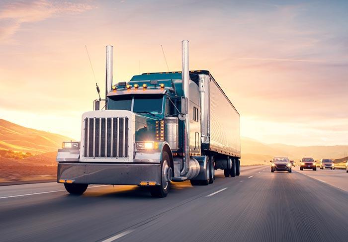 Hot Shot Freight Carrier
