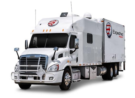Expedited Freight | Hot Shot Trucking