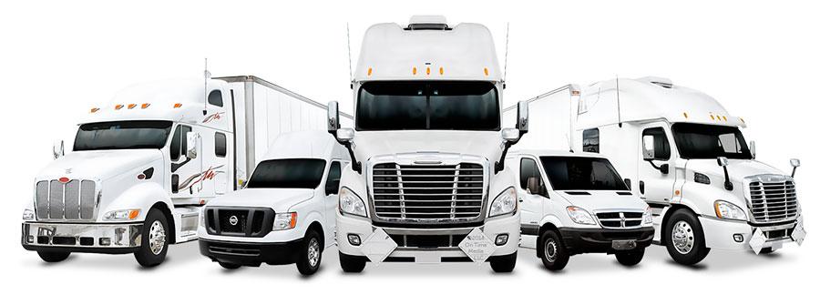 Priority Freight Trucks