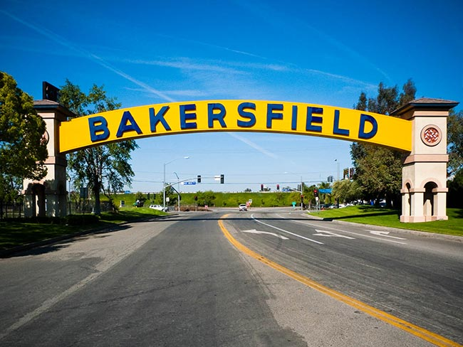 Expedited Freight Bakersfield