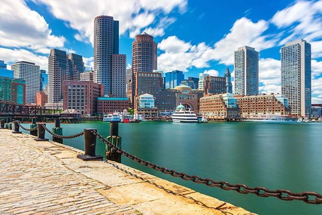 Expedited Freight Boston