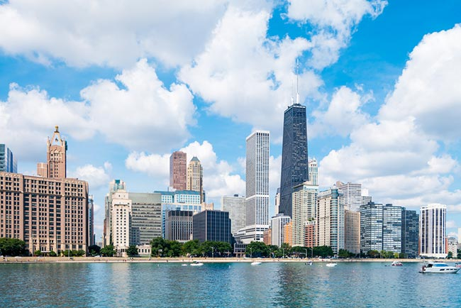 Expedited Freight Chicago