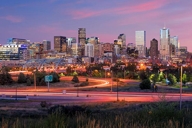 Expedited Freight Denver