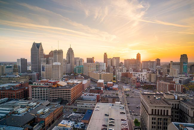 Expedited Freight Detroit