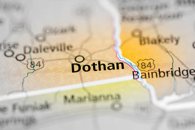 Expedited Freight Dothan
