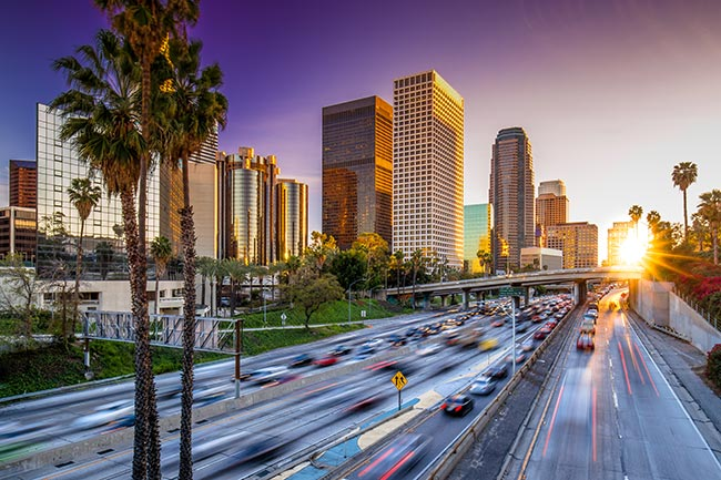 Expedited Freight Los Angeles