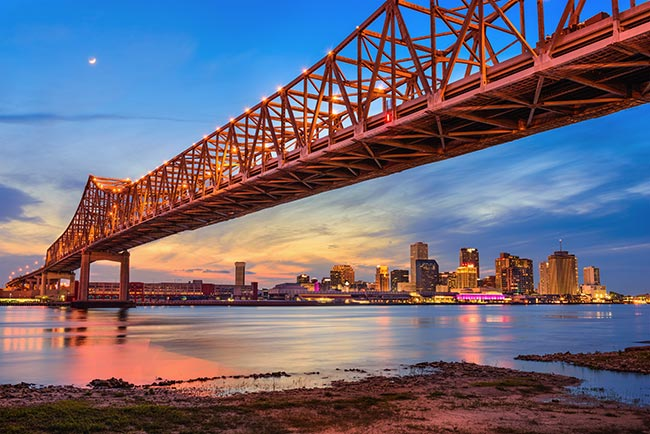 Expedited Freight New Orleans