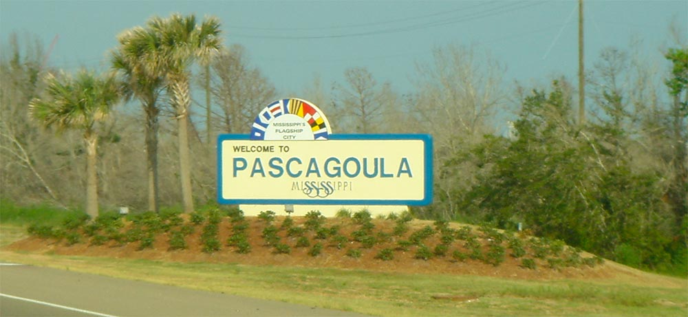 Expedited Freight Pascagoula