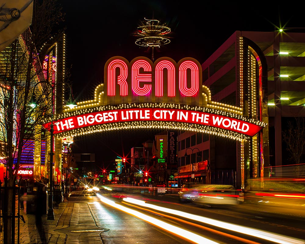 Expedited Freight Reno