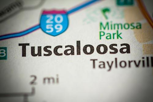 Expedited Freight Tuscaloosa